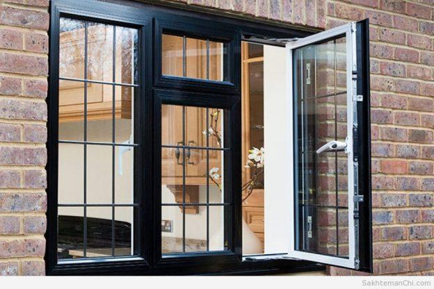 پنجره برای ساختمان - نحوه انتخاب بهترین پنجره برای ساختمان