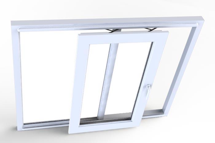 نگهداری در و پنجره های UPVC - شرایط نگهداری در و پنجره های UPVC