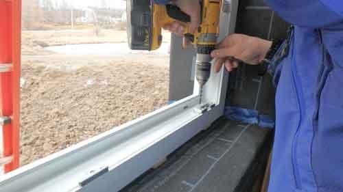 نصب پنجرهای دو جداره - تولید و نصب پنجرهای دو جداره