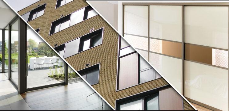 در و پنجره سه جداره چیست؟
