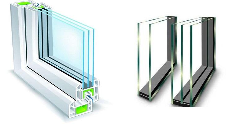 گاز بین دو جدار شیشه - چرا باید گاز بین دو جدار شیشه وجود داشته باشد؟
