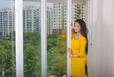 پنجره دوجداره حفاظ دار و انواع پنجره دوجداره حفاظ دار